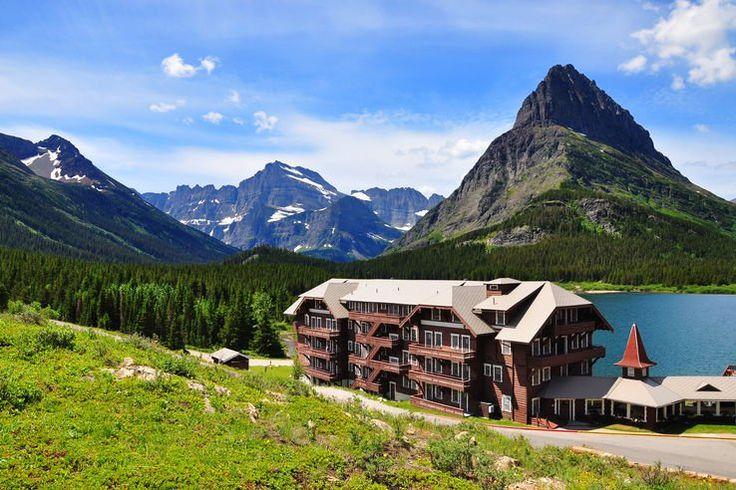 25 Best Ideas About Many Glacier Hotel On Pinterest