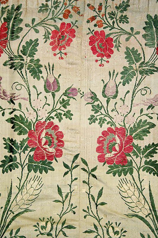 ~ antique Spanish textile