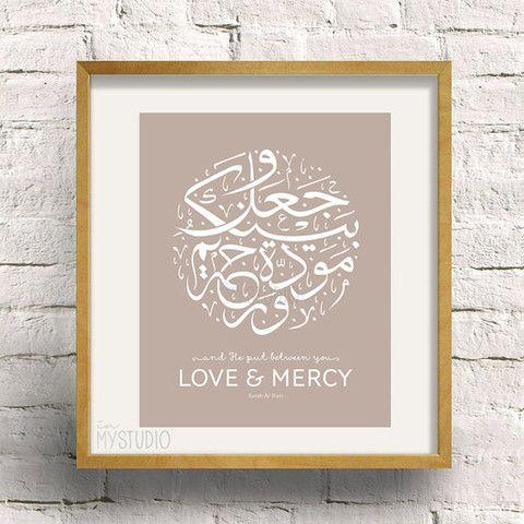 Happily Married Digital Print