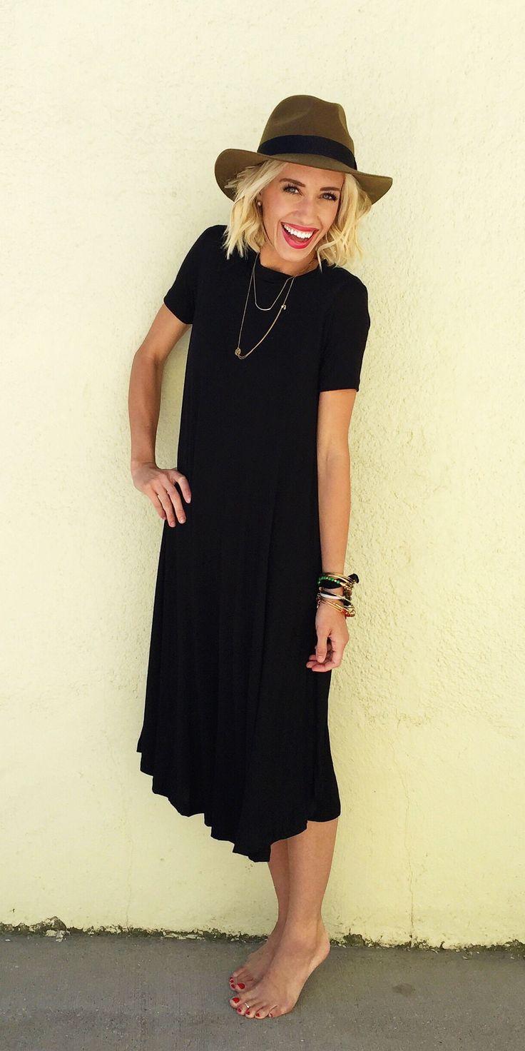 "the perfect ""little black dress"""