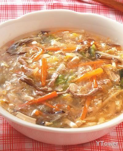 大滷湯食譜 - 豬肉料理 - 楊桃美食網 專業食譜