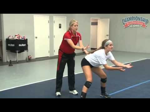 Winning Passing and Serving Drills for Volleyball - YouTube