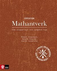 http://www.adlibris.com/se/product.aspx?isbn=9127134369 | Titel: Expedition Mathantverk Ebok+ - Författare: Mikael Einarsson, Henrik Francke, Gustav Lindström - ISBN: 9127134369 - Pris: 202 kr
