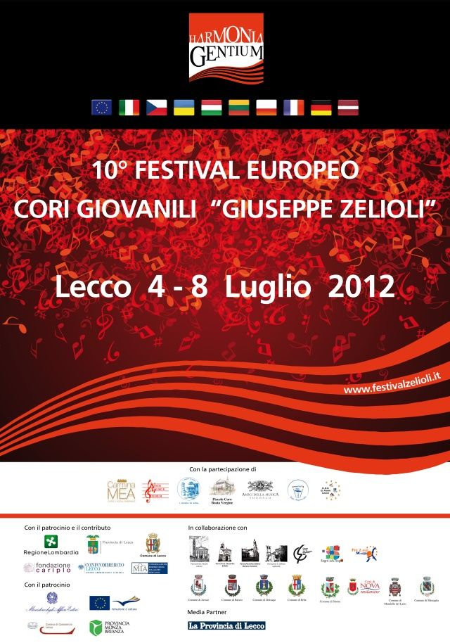 festival-europeo-cori-giovanili-lecco-2012: The Portal, Portal Deg, Deg Events