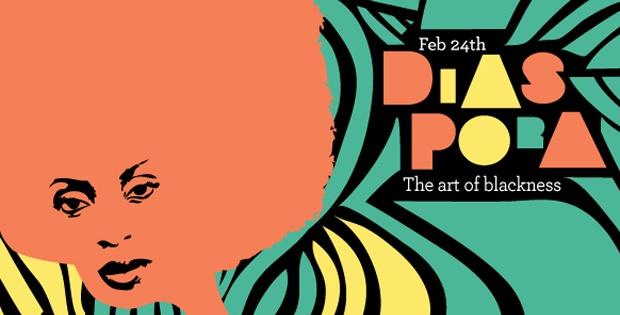 the art of blackness: Art Director, Retro Colors, Africans Graphics, Graphics Design, Poster, Artists Loft, Black History, Dia Pora, Diaspora Exhibitions