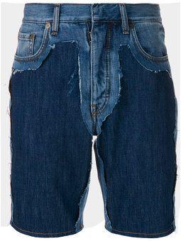 shorts vaqueros ajustados