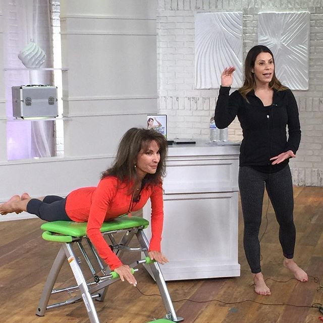 Malibu Pilates Pro Exercise Chair: Get Fit/stay Fit/and Have Fun! I Can't Wait To Share The