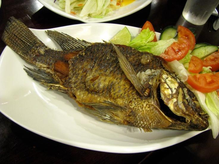 Diantara sekian banyak kekayaan kuliner Indonesia, ikan mas goreng merupakan salah satu yang menjadi favorit.