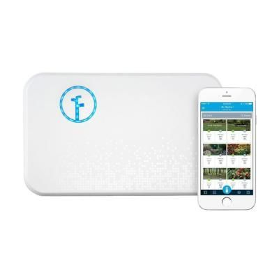 Rachio 16 Zone Smart Sprinkler Controller, 2nd Generation-16ZULW-B - The Home Depot