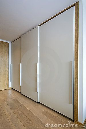 Simple , But Protruding Handles Isnu0027t Quite Feasible If Space Is Tight  · Sliding Wardrobe DoorsBuilt