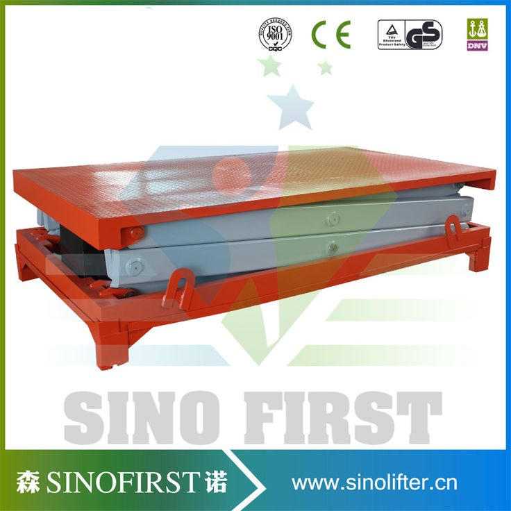 Competitive price best stationary scissor lift platform hydraulic car lift for sale