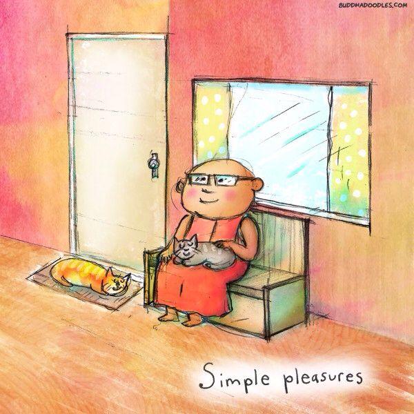 De simples petits plaisirs  -