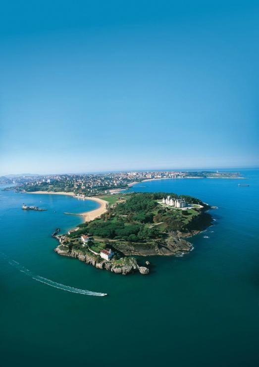 Santander: Peninsula de la Magdalena