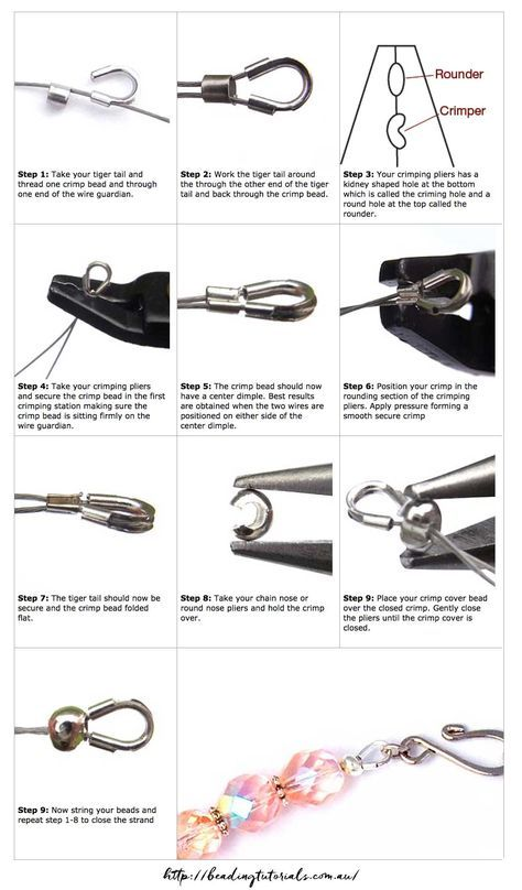 How to crimp, use a wire guardians and crimp covers