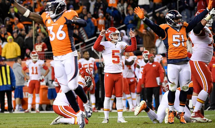 Neither the Broncos nor the Chiefs originally were sure what to make of Cairo Santos' kick in the waning seconds of overtime.