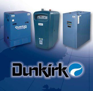 Dunkirk Boilers offer original, innovative designs that are the result of American Ingenuity, solid reliability, quality components, and outstanding warranties. Ask us about a Residential or Commercial Hot Water or Steam boiler today!