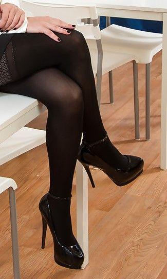 Casey Calvert nice shoes