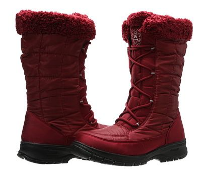 Winter Boots for Women - Top Picks for 2013 / 2104: Kamik 'New York' - Cute Lace-Up Boots