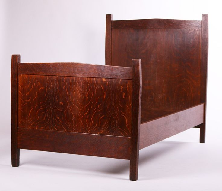 X Twin Bed