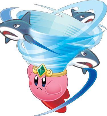 Sharknado Kirby!