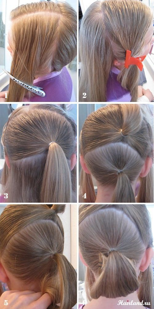 Быстрые прически на каждый день для волос средней длины своими руками