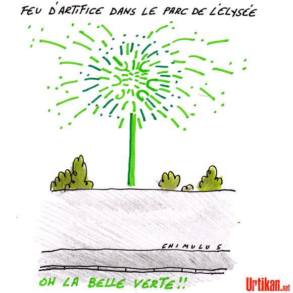 Delphine Batho limogée du gouvernement - Dessin du jour - Urtikan.net