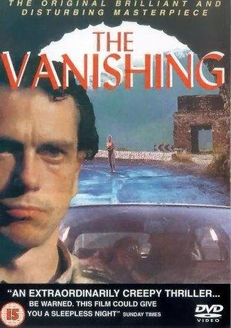 The Vanishing is a Thriller that feeds on my fear of being buried alive.  stars Jeff Bridges, Keifer Sutherland, and Sandra Bullock
