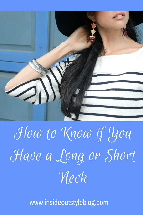 How to Know if You Have a Long or Short Neck - watch the video to see the simple test