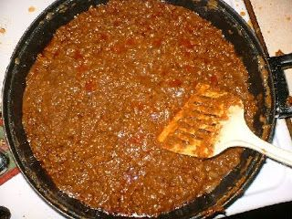 "Original Tommy's Chili Recipe- Tommy's is famous for one thing in particular, their chili. It's a robust, tangy combination of chili that's undeniable the world's best ""condiment"" chili. You can get it on a cheeseburger, french fries, or even a sausage breakfast sandwich in the morning."