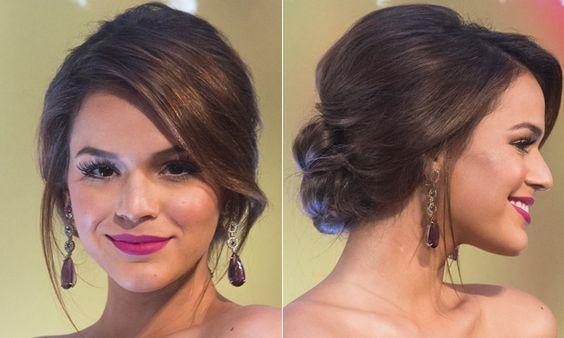 Copie os melhores penteados da festa da novela Em Família - Penteado - Cabelos - MdeMulher - Editora Abril: