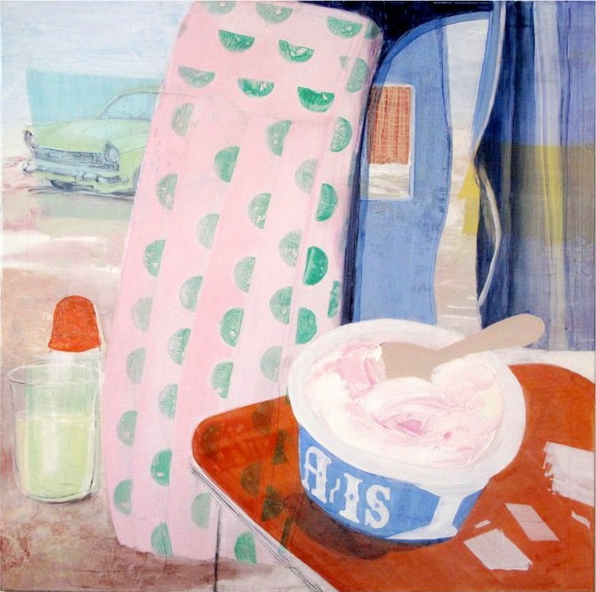 """Camping"", Anne Nilseng"