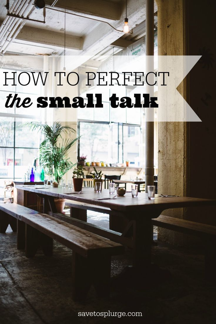 How To Small Talk. Business MeetingBusiness AdviceCareer ...