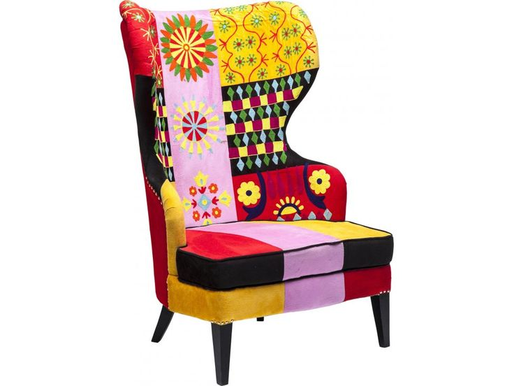 Fotel Fiesta — Fotele Kare Design — sfmeble.pl