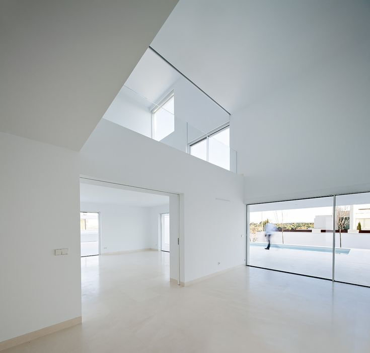 Galería de Casa Raumplan  / Alberto Campo Baeza  - 2