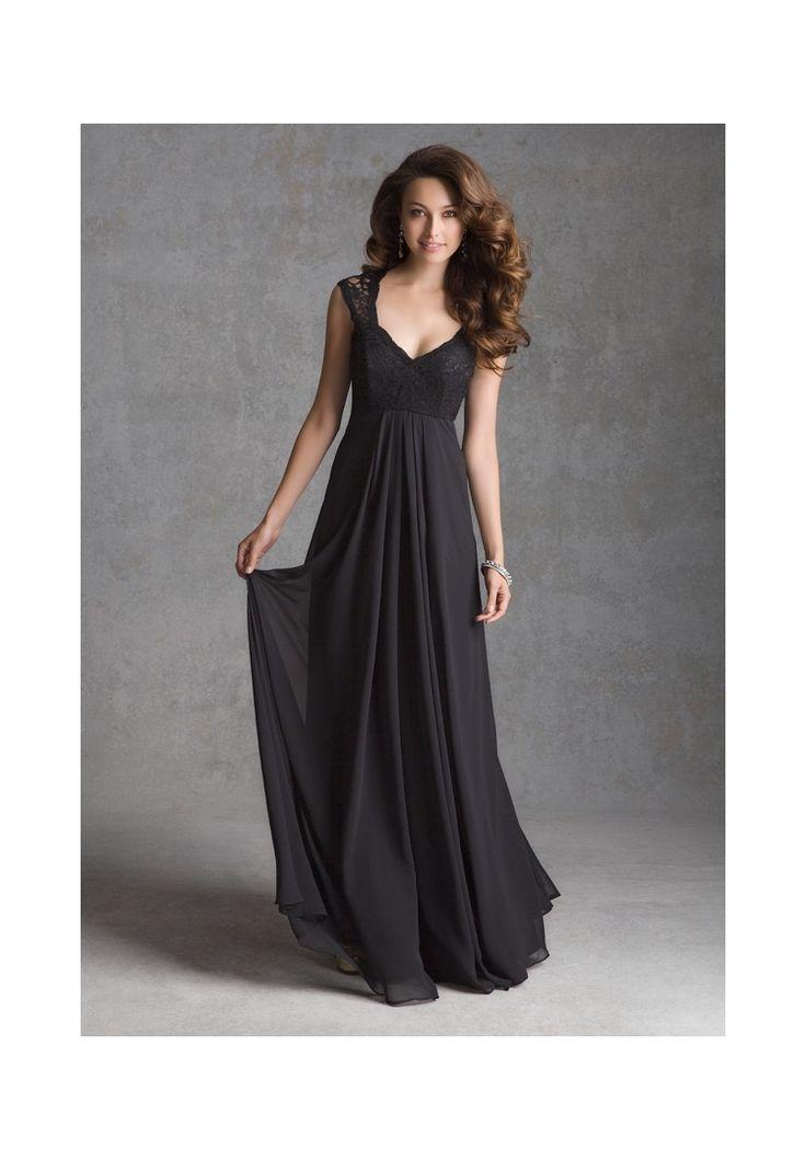 693 Bridesmaids Dresses 693 Lace and Chiffon