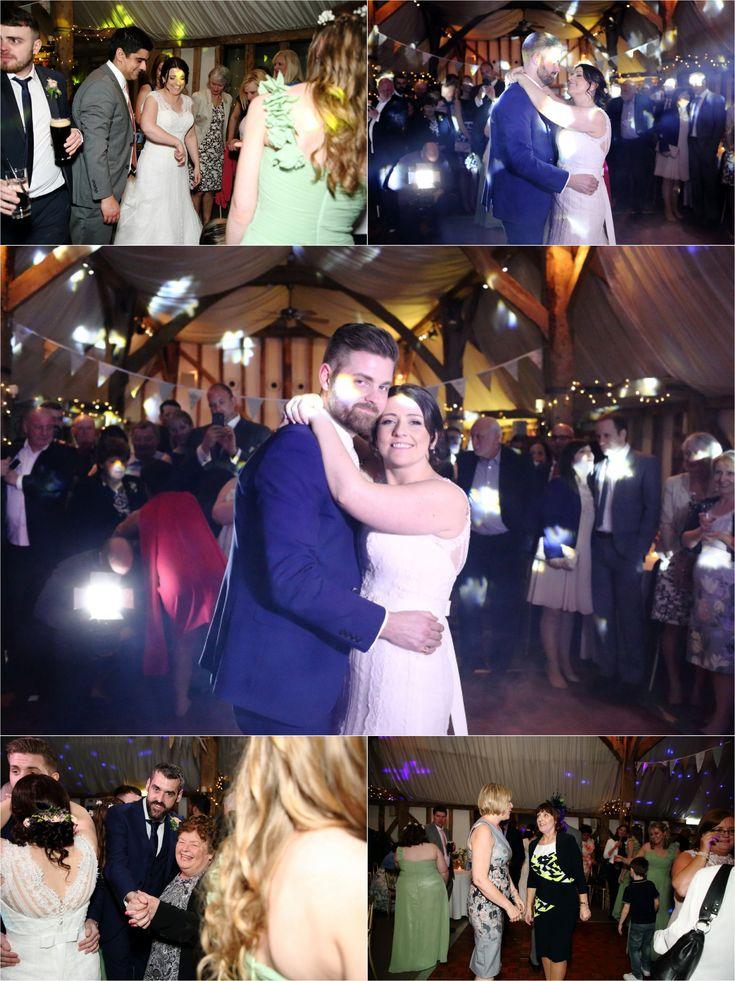 south farm wedding, evening dancing