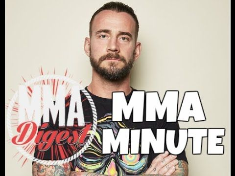 "MMA UFC Fighter CM Punk on MTV's ""The Challenge"""