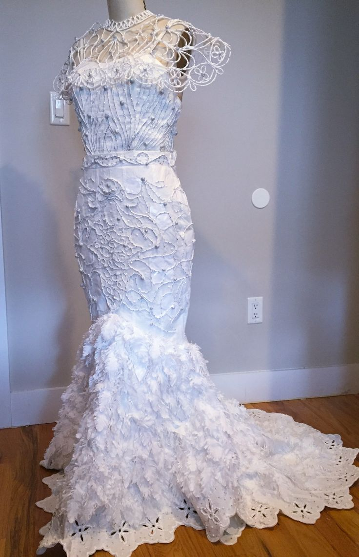 12 best 2016 Toilet Paper Wedding Dress Contest presented by Cheap ...