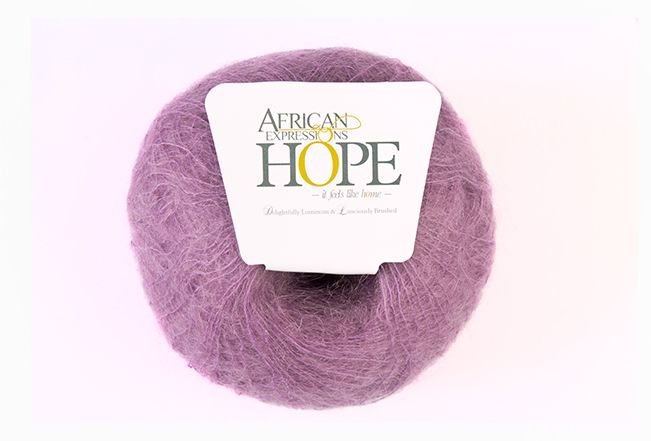 #Hope #AE #AfricanExpressions #AEYarns #Mohair #Yarn  www.africanexpressions.co.za