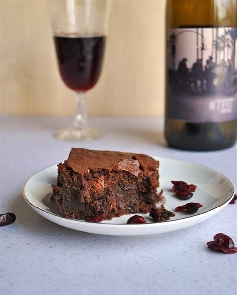 Red wine brownies are the sweetest way to get your buzz on - TODAY.com