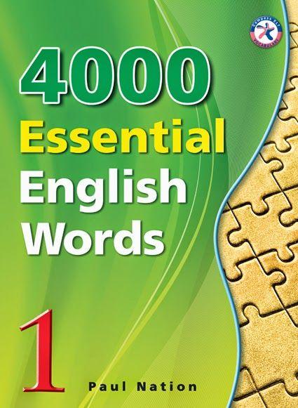 la faculté: 4000 Essential English Words 1 ( Book + Audio )