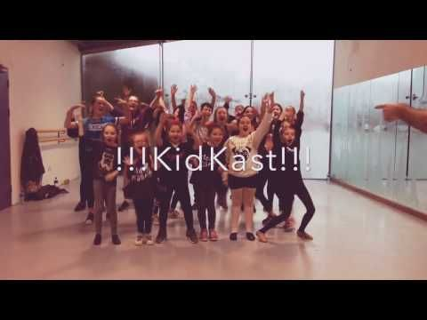 #31in31 - Day 23 - KidKast Dance Party - 24K Màgic - Bruno Mars - YouTube