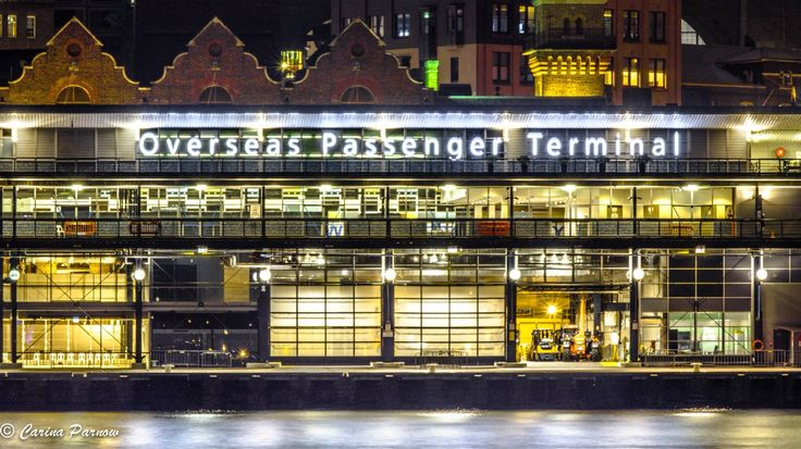 Sydney harbour. Overseas passenger terminal. https://www.facebook.com/pages/Carina-Parnow-Photography/733136943415778