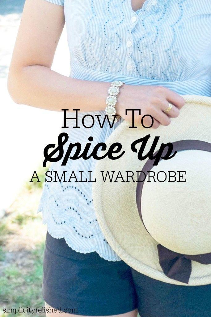 17 Best Ideas About Small Wardrobe On Pinterest