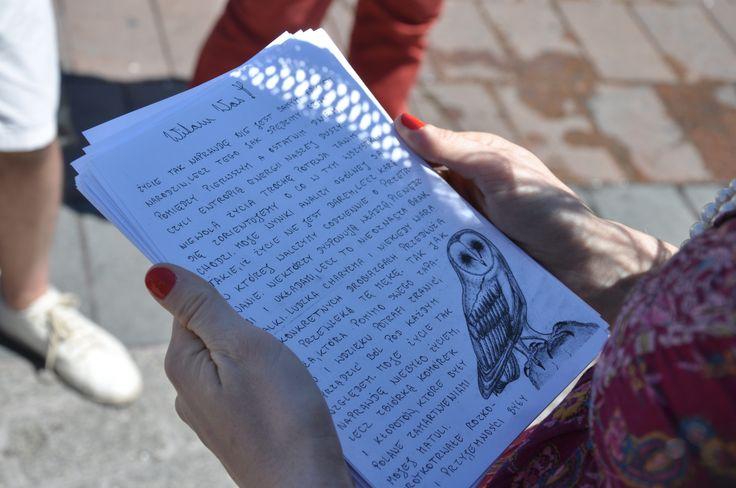 ArtBoom Festival 2010 - Drozd Grzegorz - Letters to my Brother - pic.Weronika Szmuc