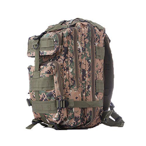 Juway Outdoor Sport Rucksacks Tactical Molle Backpack Trekking Bag07Onesize >>> Continue to the product at the image link.