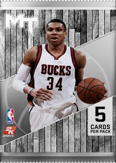 (9) NBA 2K17 MyTEAM Pack Draft - 2KMTCentral