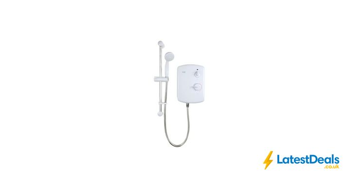 Triton Forte 9.5kW Electric Shower Save £40 Free Delivery, £54 at Amazon UK