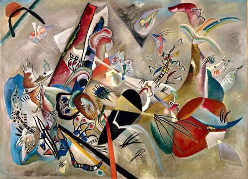 Wassily Kandinsky, 1919
