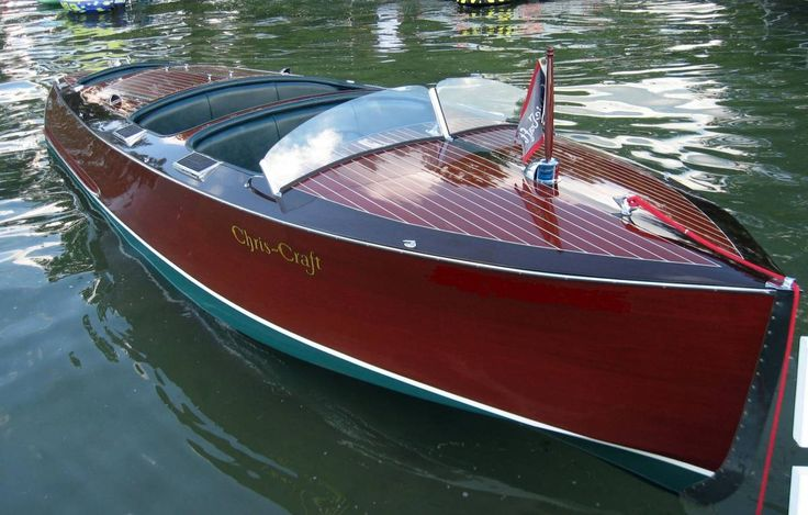 Chris Craft Barrelback Plans Free